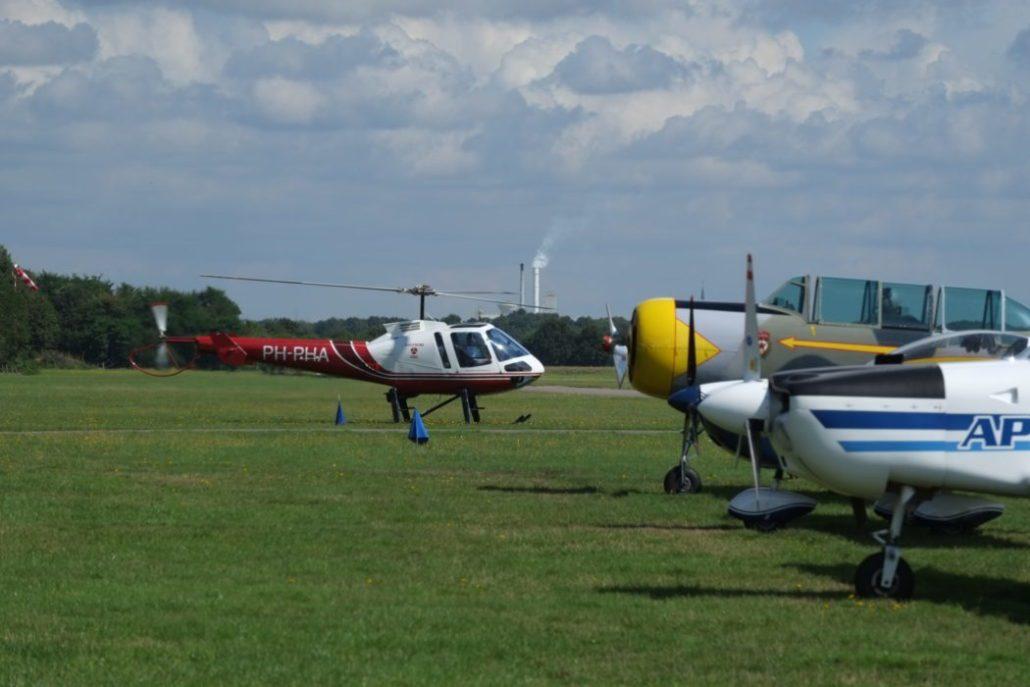 helikoptervlucht seppe