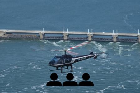 zeeland helikopter