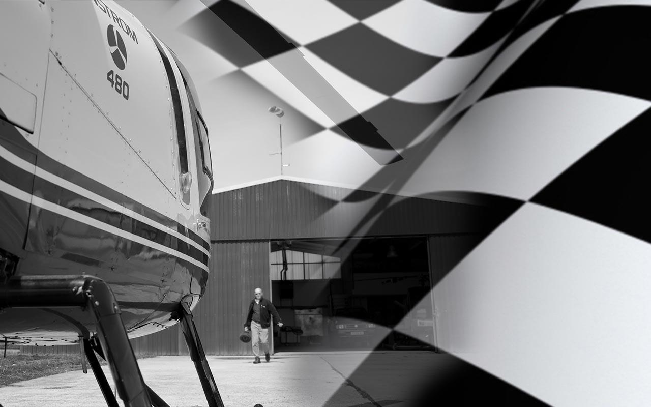 helikopter naar spa francorchamps