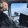 helikoptervlucht inter scaldes