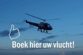 helikoptervlucht nederland