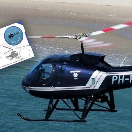 Helikoptervlucht Cadeaubon