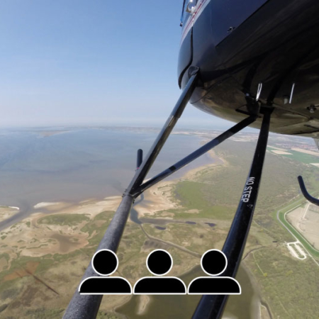 helikoptervlucht goeree overflakkee